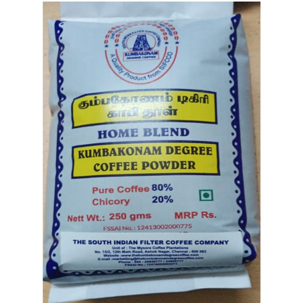 Kumbakonam Degree Coffee Powder