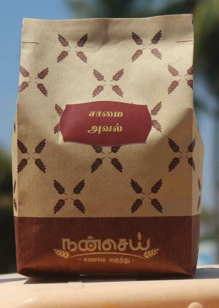 Millet Flakes |  Saamai Avul - 250 Grams