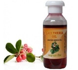 Nilgiri Gaultheria Oil (Joint Pain Relief) - 100 ML