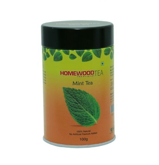 Nilgiri Doddabetta Mint Tea - 100 grams