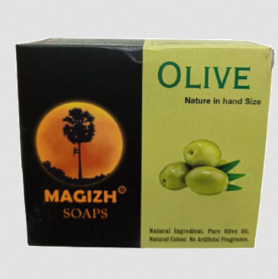Magizh Olive Soap - 100g
