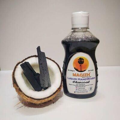 Magizh Charcoal Liquid Hand wash - 250 ML