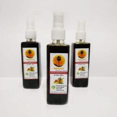 Magizh Herbal Hair Growth Oil - 100 ML