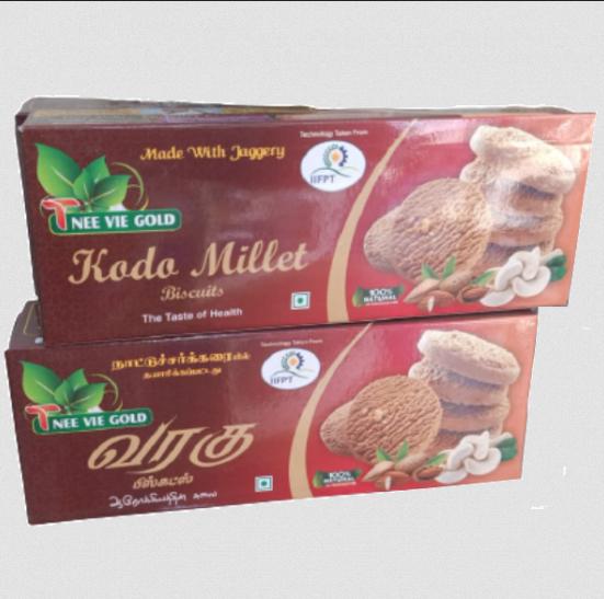 Kodo Millet Biscuit   Varagu Biscuit   Kodon Biscuit - 100g
