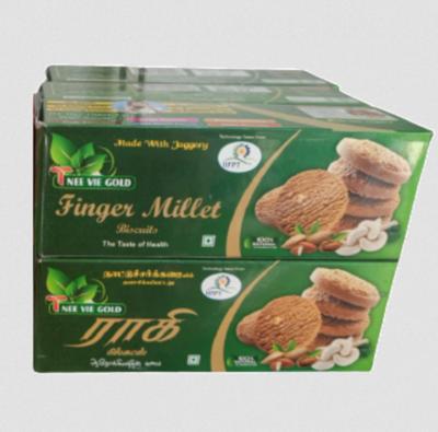 Finger Millet Biscuit | Ragi Biscuit - 100g