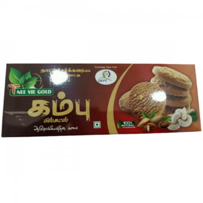 Pearl Millet Biscuit | Kambu Biscuit | Bajra Biscuit - 100g
