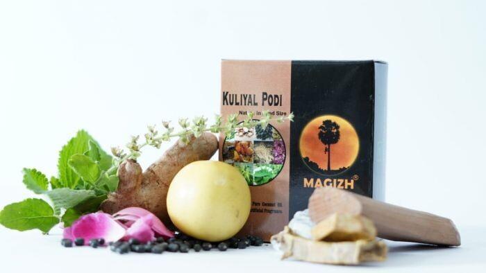 Magizh Herbal Bath Soap | Kuliyal Soap