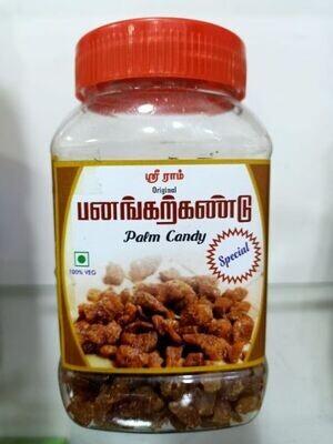 Natural Palm Candy / Panam Kalkandu ( Big ) - 200gm