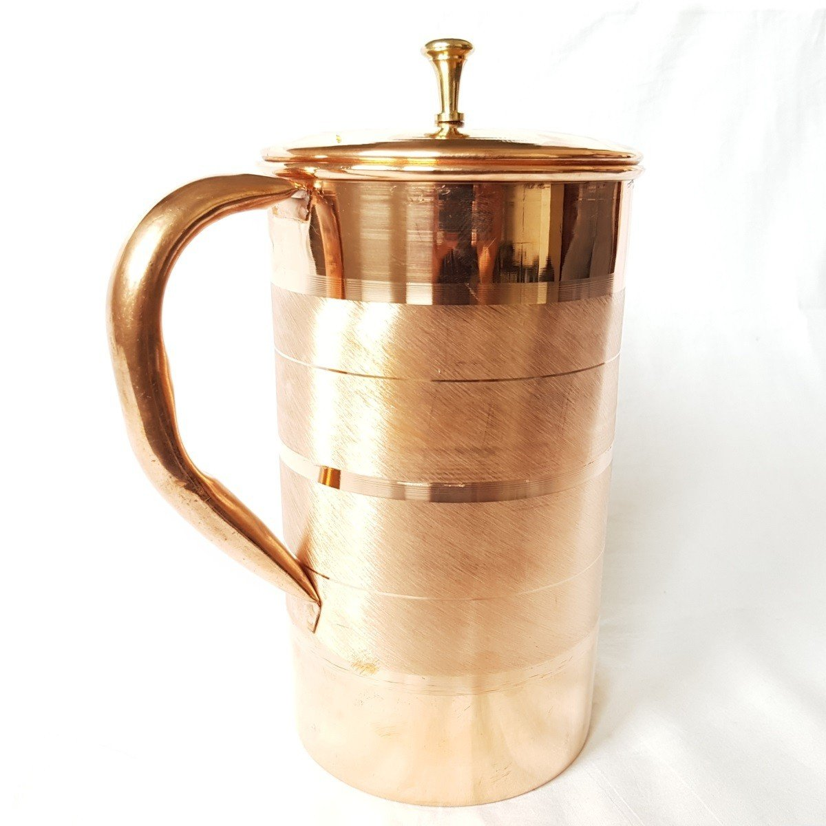 Copper Water Jug 1700 ML