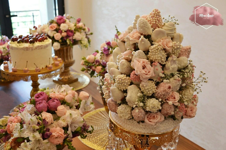 ტკბილი სუფრა   Dessert Table