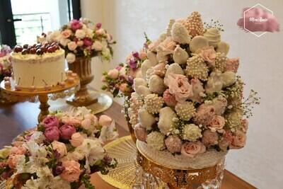 ტკბილი სუფრა | Dessert Table