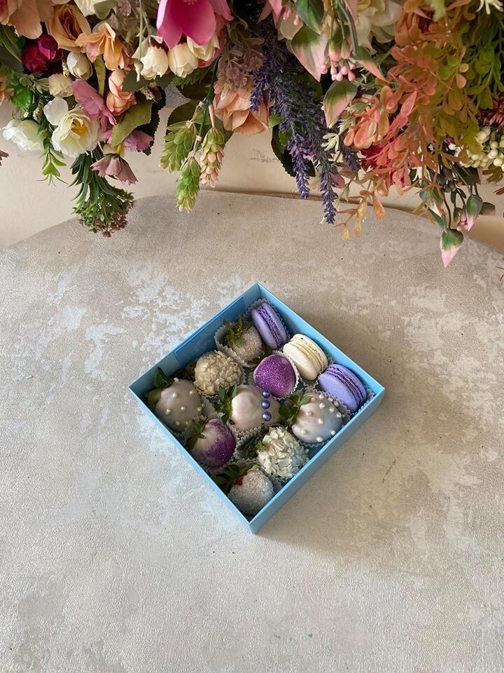 იასამნისფერი ნაკრები   Purple Pack