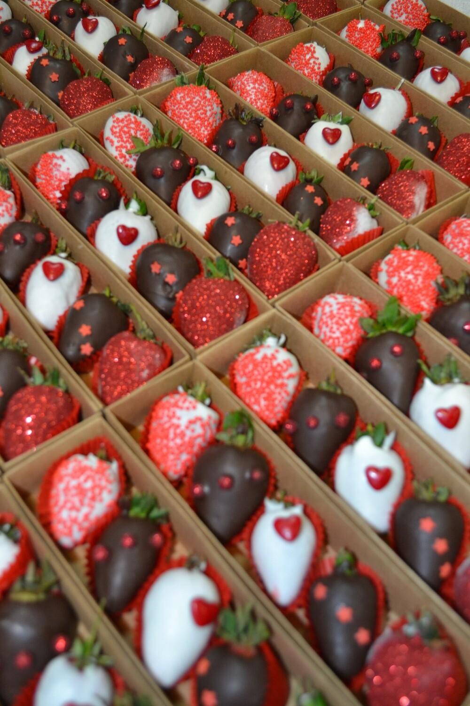 5-ცალიანი ნაკრები | Pack of 5 Strawberries