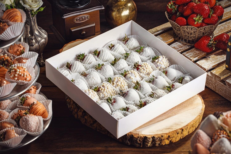 30-ცალიანი ნაკრები | Pack of 30 Strawberries