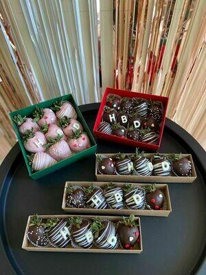 5-ცალიანი ნაკრები   HBD Pack of 5 Strawberries