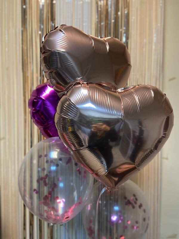 ჰელიუმის ბუშტი | Helium Balloons