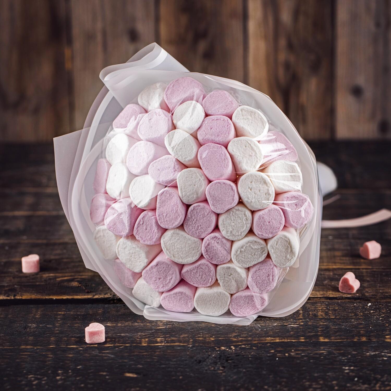ზეფირის თაიგული | Marshmallow Bouquet