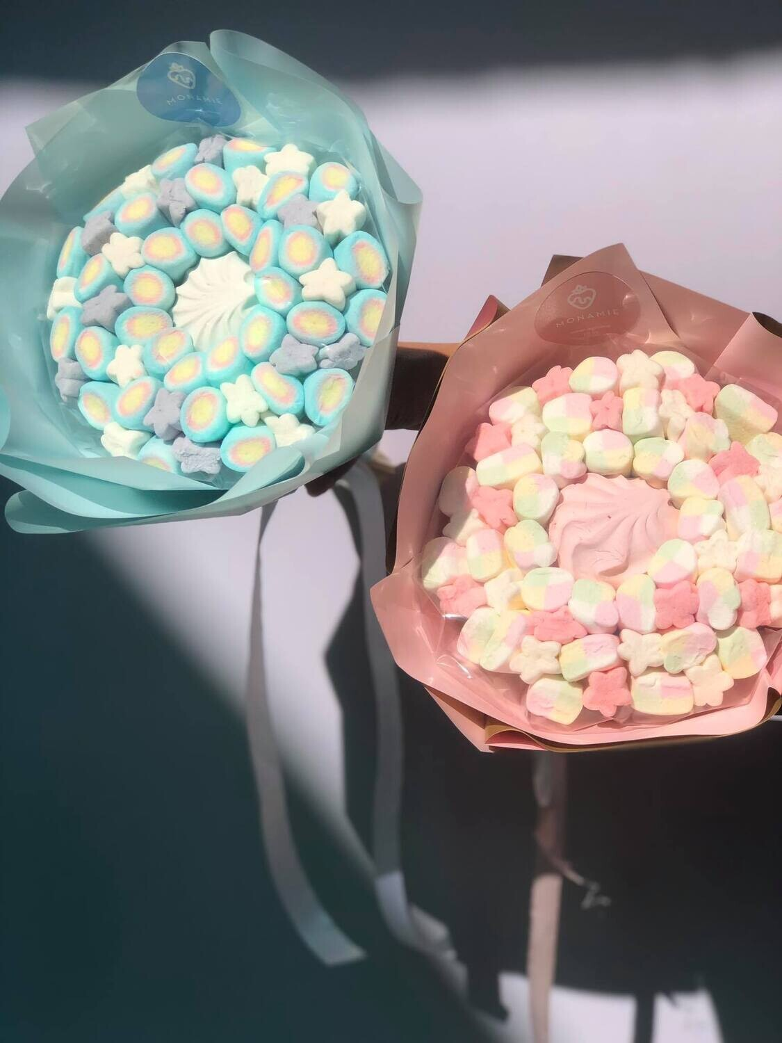 Colorful Marshmallow Bouquet