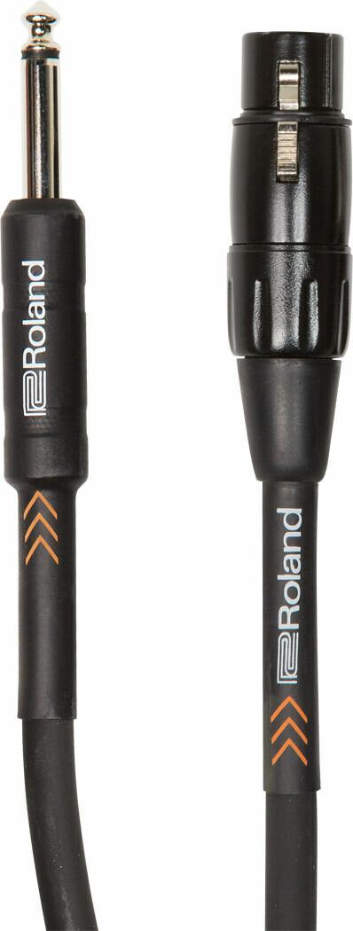RMC-B20-HIZ Микрофонный кабель серии Black