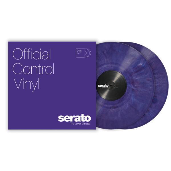 Serato Performance Series (пара) - Purple.