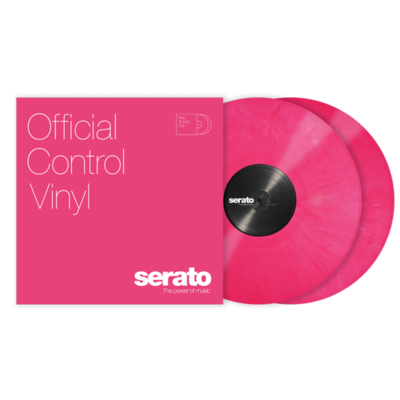 Serato Performance Series (пара) - Pink.