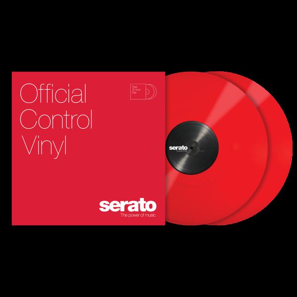 Serato Performance Series (пара) - Red.