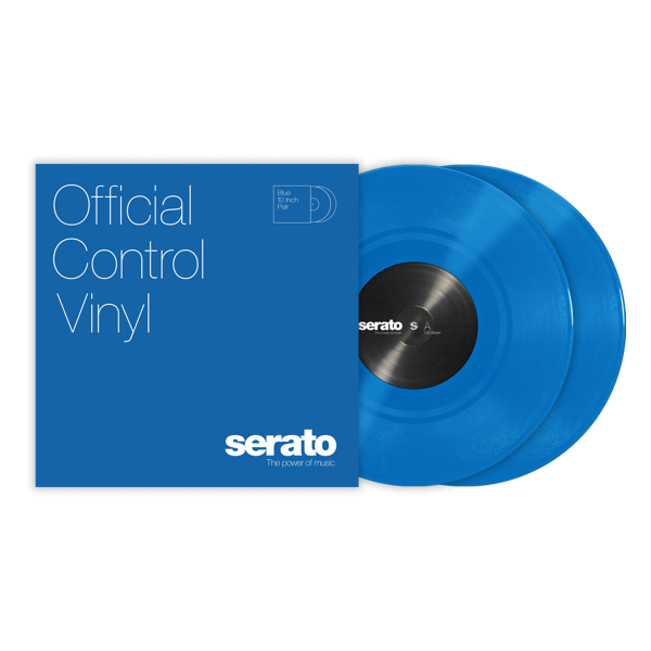 Serato Performance Series (пара) - Blue.
