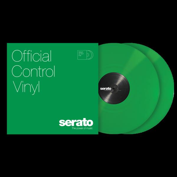 Serato Performance Series (пара) - Green.