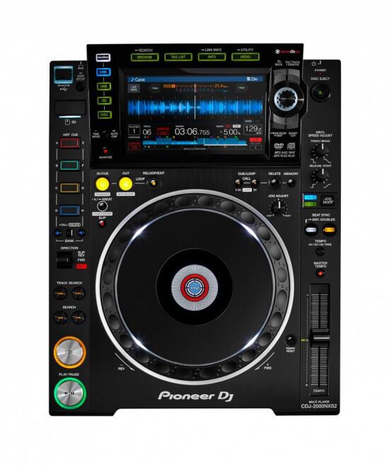 Pioneer CDJ-2000 nexus 2