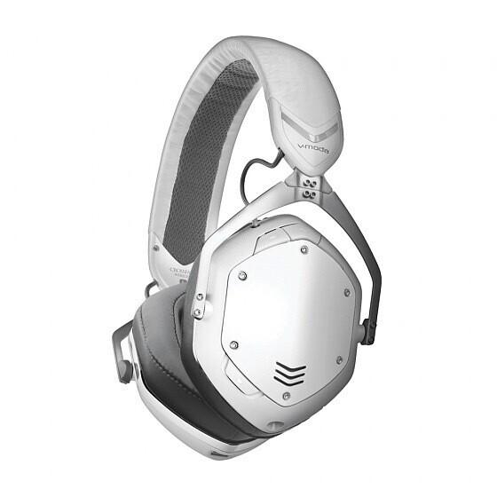 V-Moda Crossfade 2 Wireless Codex Edition Matte White