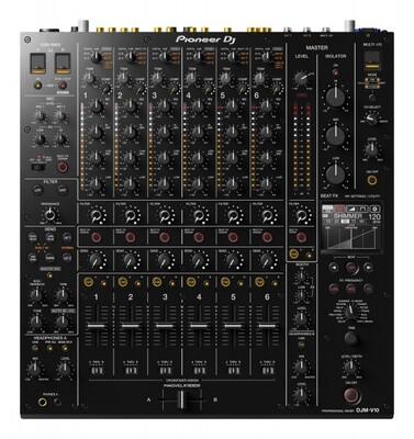 DJ микшер Pioneer DJM-V10