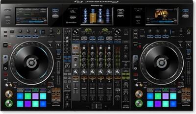 DJ контроллер Pioneer DDJ-RZX