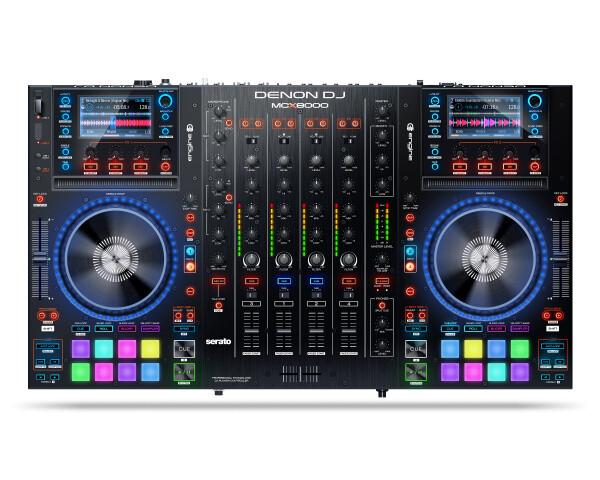 DJ контроллер Denon DJ MCX-8000