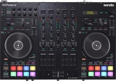 DJ контроллер Roland DJ-707M (предзаказ)