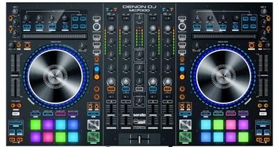 DJ контроллер Denon DJ MC7000