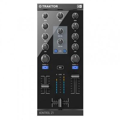 DJ контроллер Native Instruments Traktor Kontrol Z1