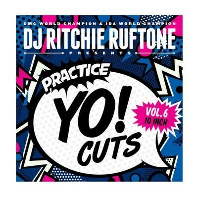 practice yo cuts vol 6 (10 дюймов)