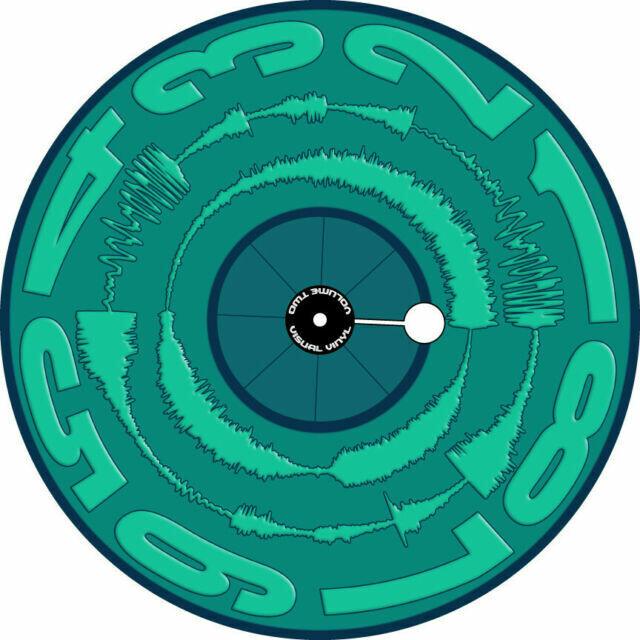 visual vinyl Vol 2 зеленый