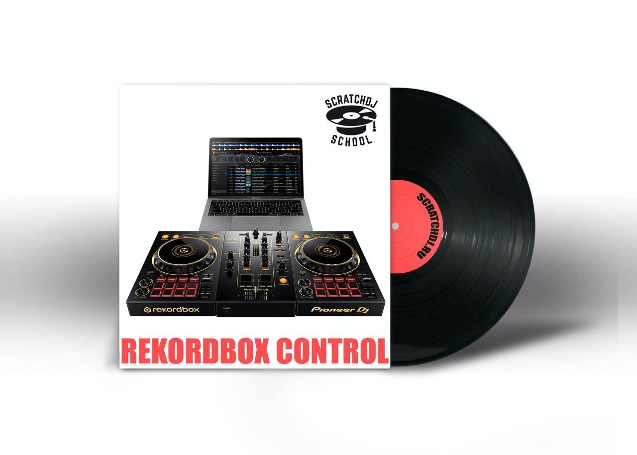 Rekordbox Control