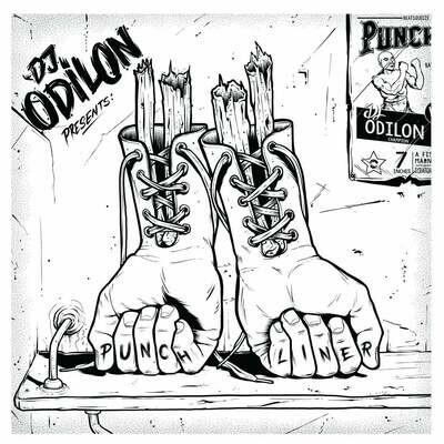 THE PUNCHLINER VOL.2 BY DJ ODILON (7 дюймов)