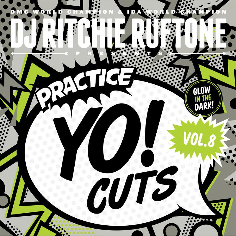 practice yo cuts vol 8