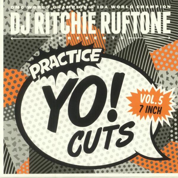 practice yo cuts vol 5 (7 дюймов)
