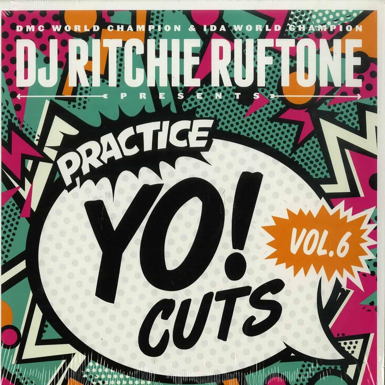 practice yo cuts vol 6 (7 дюймов)