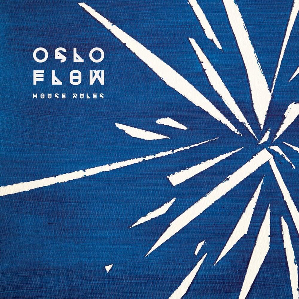 "Oslo Flow / Alx Plato - House Rules 7"""
