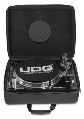 UDG Creator Pioneer DJ CDJ-3000/ Denon DJ SC6000/ M/ Turntable Hardcase Black