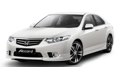 Honda Accord 8 2008-2013