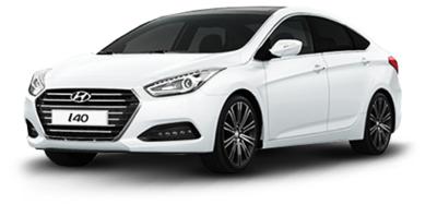 Hyundai i40 2012->