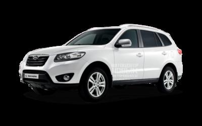 Hyundai Santa-Fe || 5 мест (рестайлинг) 2010-2012