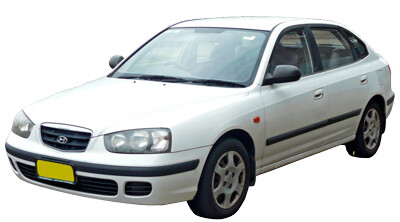 Hyundai Elantra 3 2000-2010