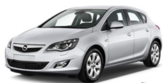 Opel Astra J 2009->
